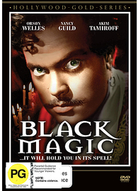 Black Magic on DVD