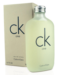 Calvin Klein - CK One Fragrance (200ml EDT)