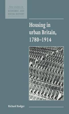 New Studies in Economic and Social History: Series Number 8 by Richard Rodger image