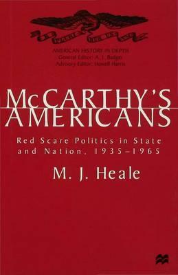 McCarthy's Americans by M.J. Heale