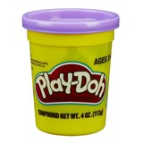 Play Doh Single Tub - Purple