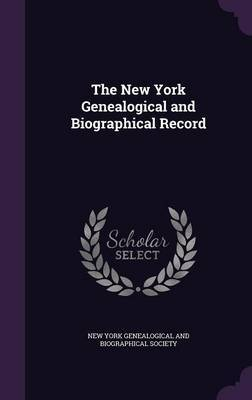 The New York Genealogical and Biographical Record image