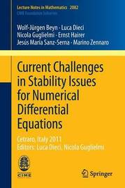 Current Challenges in Stability Issues for Numerical Differential Equations by Wolf-Jurgen Beyn