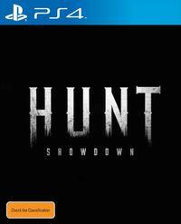 Hunt Showdown for PS4