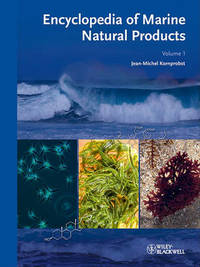 Encyclopedia of Marine Natural Products by Jean-Michel Kornprobst image