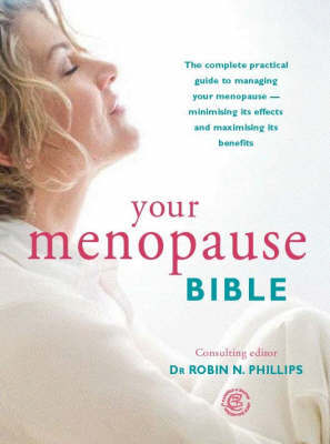 Your Menopause Bible by Robin Phillips image