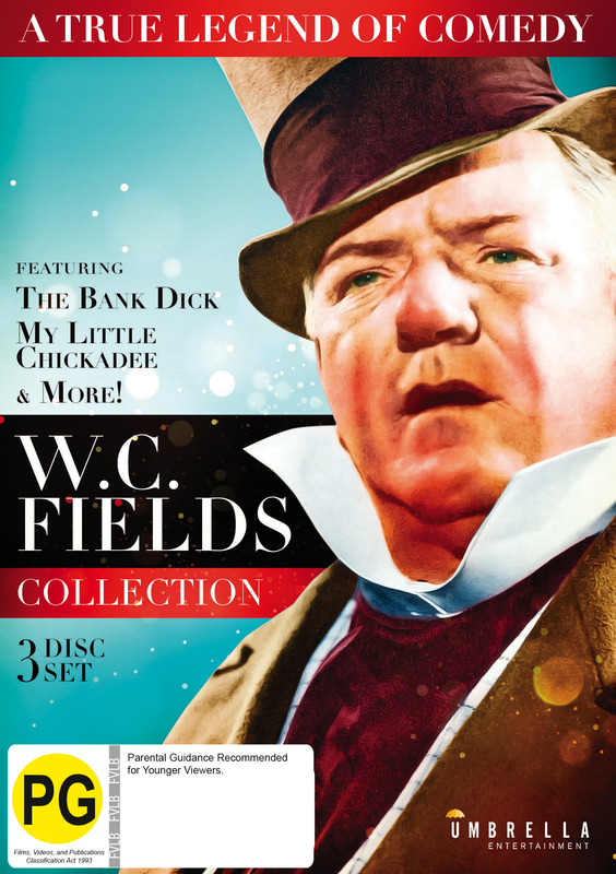 7f59581c904 W.C. Fields Collection