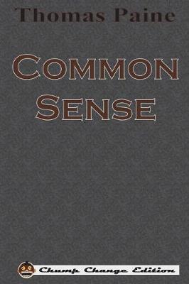 Common Sense by Thomas Paine image