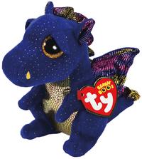 Ty Beanie Boo Saffire Dragon