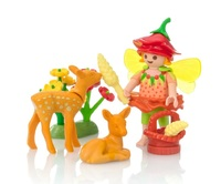 Playmobil: Fairies - Fairy Girl with Fawns (9141)
