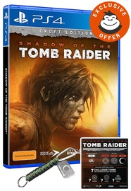 Shadow of the Tomb Raider Croft Edition for PS4