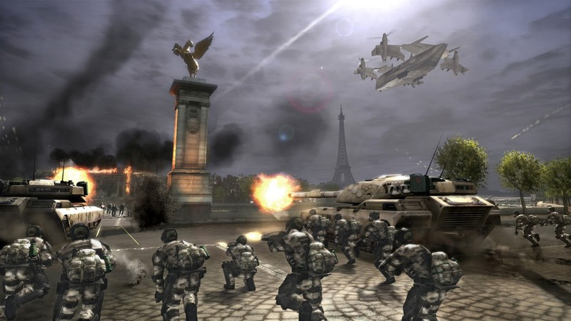 Tom Clancy's EndWar for PS3 image