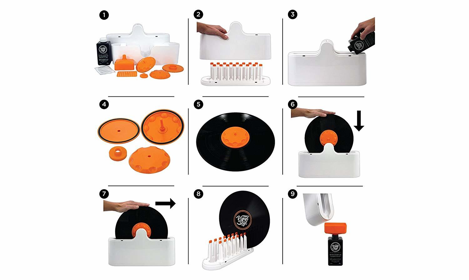 Vinyl Styl Deep Groove Record Washer System image
