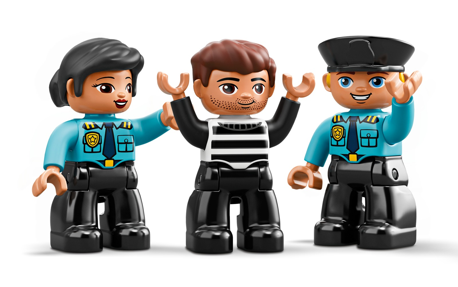 Lego Duplo Police Station Toy At Mighty Ape Nz