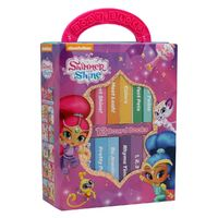 Shimmer and Shine My First Library 12 Board Book Block