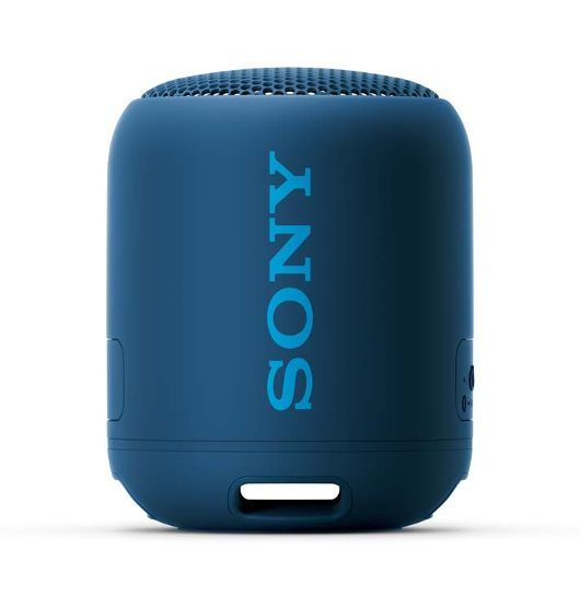 Sony SRS-XB12 EXTRA BASS Bluetooth Portable Speaker - Blue