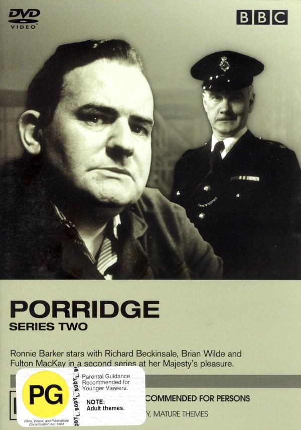 Porridge - Series 2 on DVD image