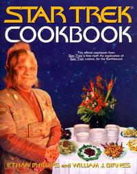 Star Trek Cookbook by Ethan Phillips