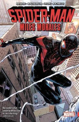 Spider-man: Miles Morales Omnibus by Brian Michael Bendis