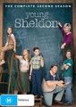 Young Sheldon: The Second Season on DVD