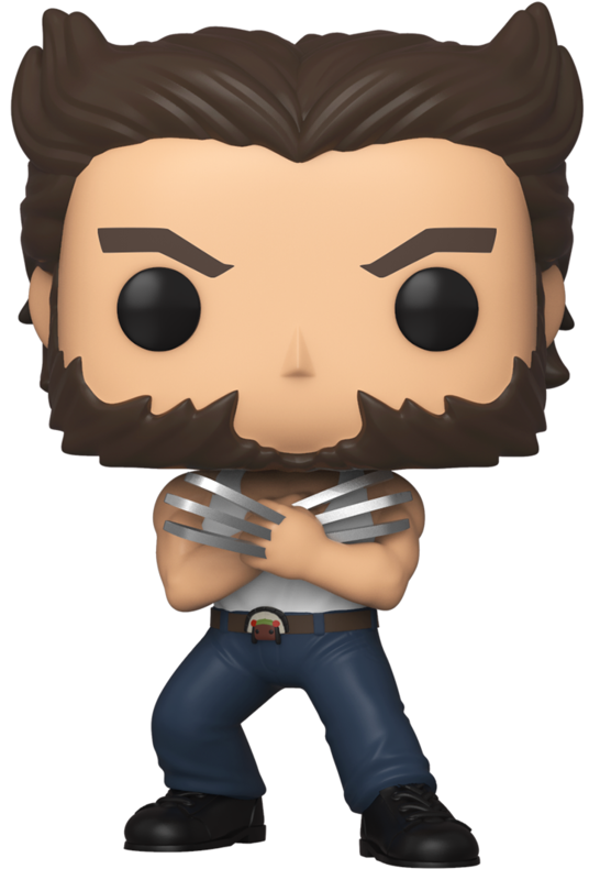 X-Men (2000) - Logan (20th Anniversary) Pop! Vinyl Figure