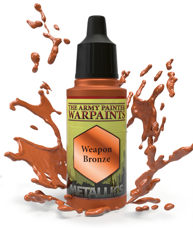 Army Painter: Warpaints - Weapon Bronze