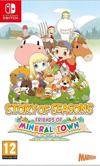 Story of Seasons: Friends of Mineral Town for Switch