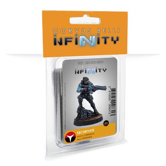 Infinity Securitate (Feuerbach)