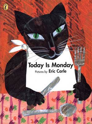 Today is Monday by Eric Carle image