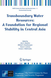 Transboundary Water Resources: A Foundation for Regional Stability in Central Asia image
