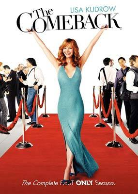 The Comeback (2 Disc Set) on DVD
