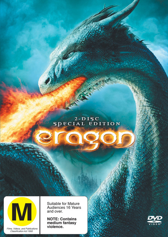 Eragon - Collector's Edition (2 Disc Set) on DVD