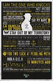 Breaking Bad Typography Wall Poster (122)