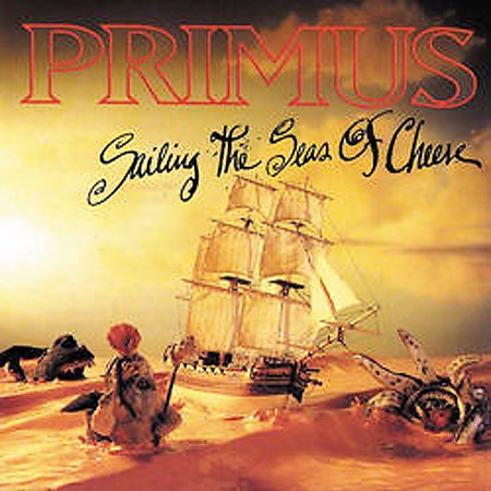 Sailing The Seas Of Cheese by Primus image