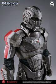"""Mass Effect 3 Commander Shepard 12"""" Figure"""