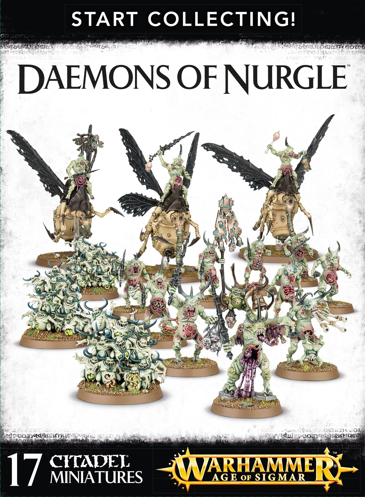Start Collecting: Daemons of Nurgle image