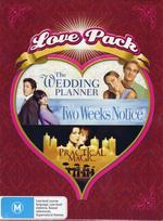 Love Pack (Wedding Planner / Practical Magic / Two Weeks Notice) (3 Disc Set) on DVD