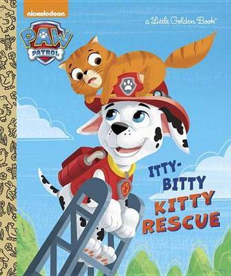 The Itty-Bitty Kitty Rescue by Golden Books