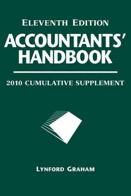 Accountants' Handbook: 2010 image