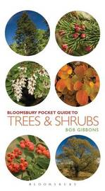 Pocket Guide to Trees and Shrubs by Bob Gibbons image