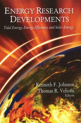 Energy Research Developments