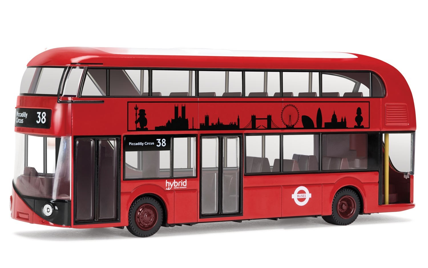 Corgi: Best of British: New Bus (London) - Diecast Model image