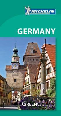 Green Guide Germany by Michelin