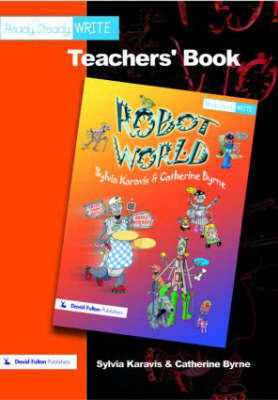 Robot World by Sylvia Karavis