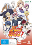Food Wars - Complete Season 1 on DVD