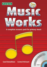Music Works: Bk. 2 by Carmel McCourt image
