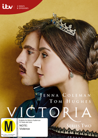 Victoria - Series Two on DVD