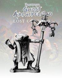 Frostgrave: Snake-man Warden #1