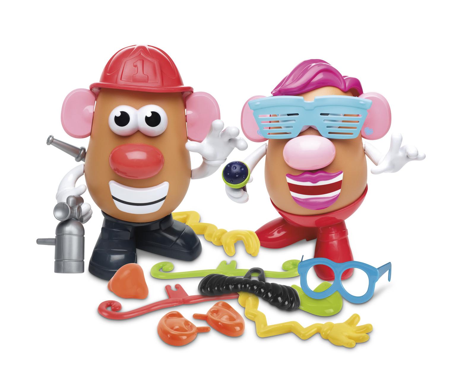 Playskool: Mr Potato Head - Spud Set image
