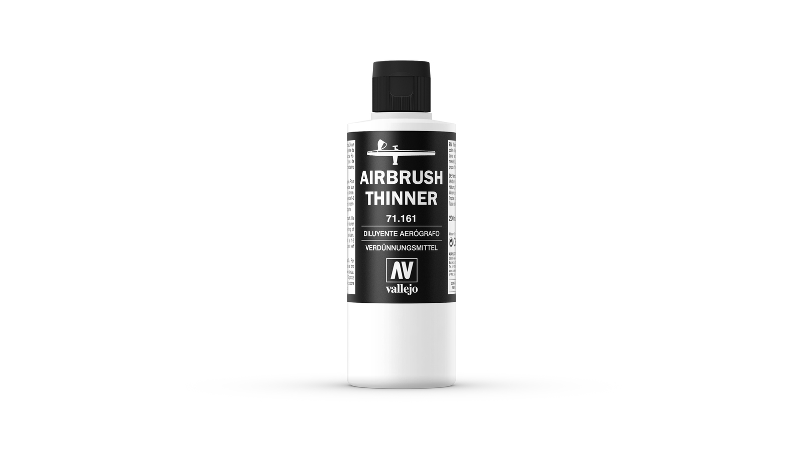 Vallejo Airbrush Thinner 200ml image